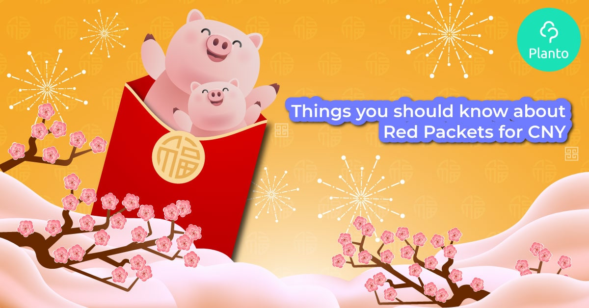 Things you should know about Red Packets for CNY