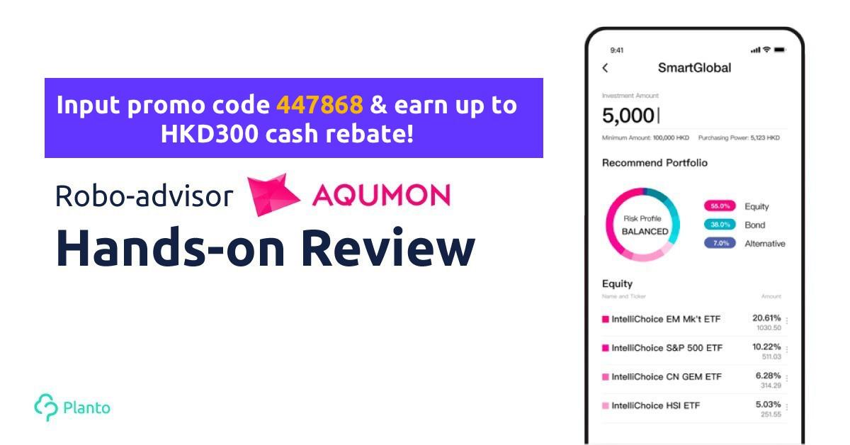 [Review] Aqumon: New High Growth SmartStock Portfolio ,  Breakdown, Performance