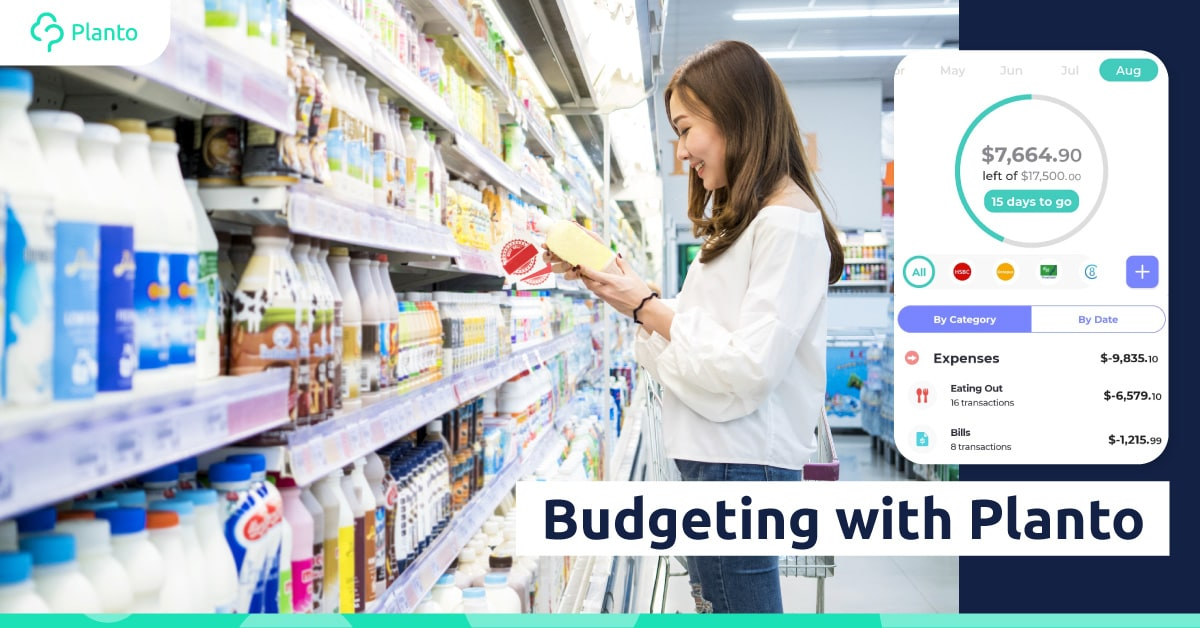 Budgeting with Planto