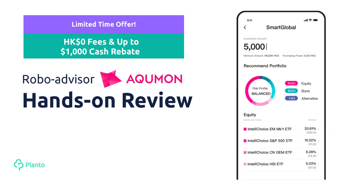 [Review] Aqumon: New High Growth SmartStock Portfolio (>100%),  Breakdown, Performance
