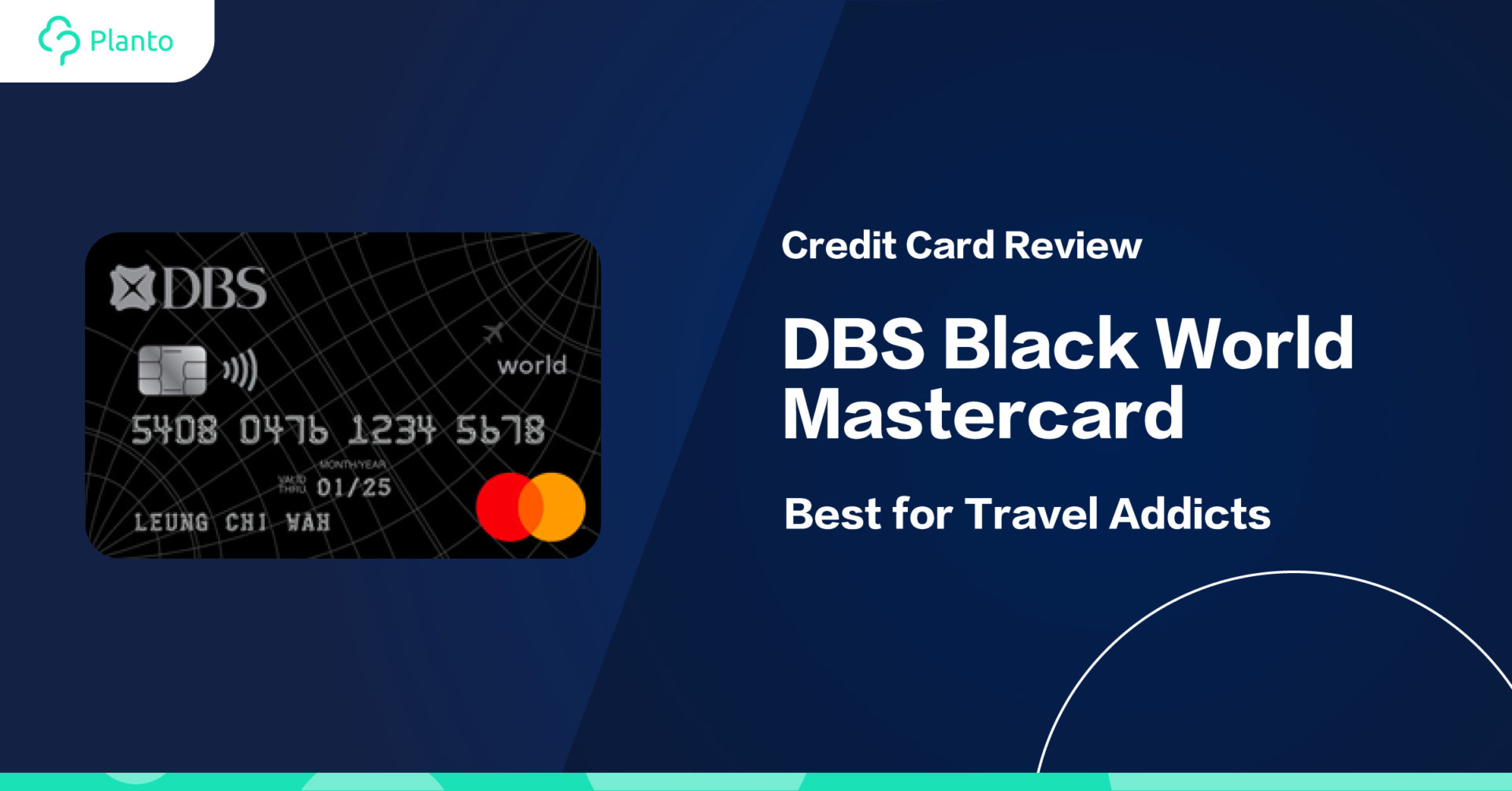 [Credit Card Review] DBS Black World Mastercard: Best for Travel Addicts