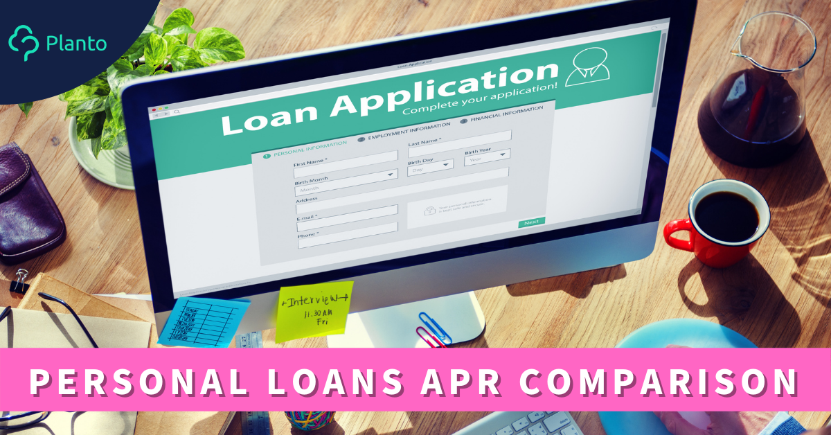 Personal Loans Annual Percentage Rate (APR) Comparison: Do Big Financial Institutions Offer the Lowest Interest Rates?