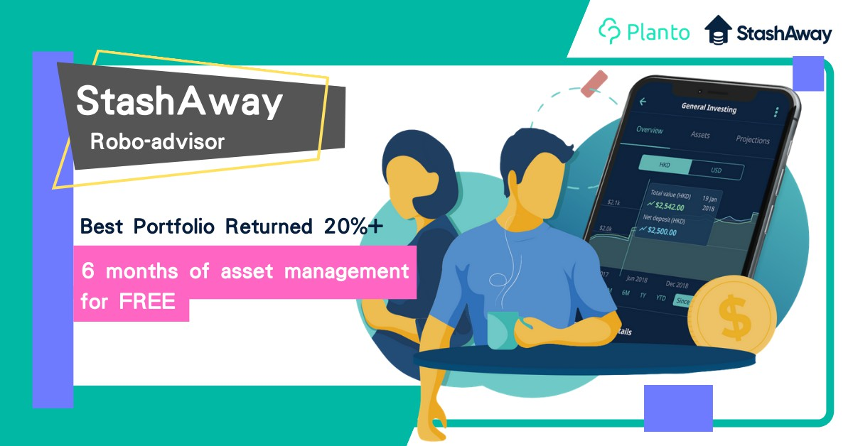 StashAway Review 〡 Asia's Top Robo-Advisor has landed in Hong Kong, but how well does it really perform?